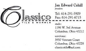 Classico Tile and Marble